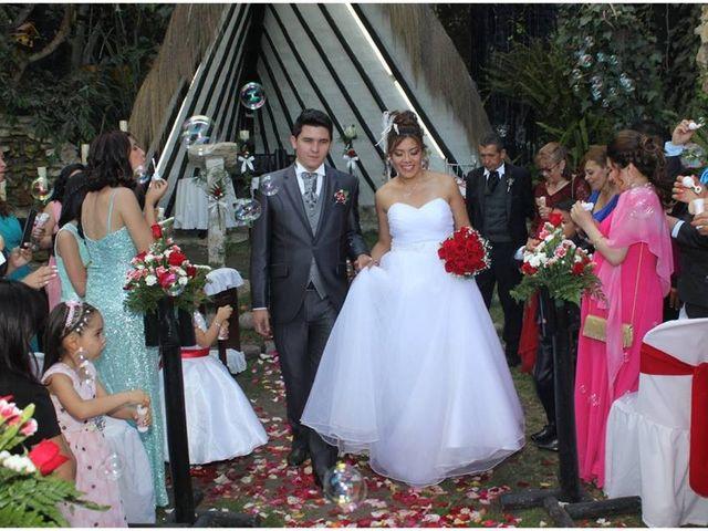 El matrimonio de Fredy y Johana en Cota, Cundinamarca 56
