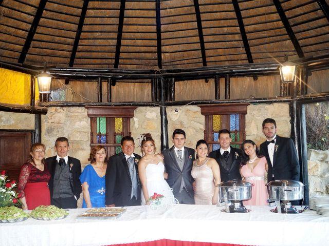 El matrimonio de Fredy y Johana en Cota, Cundinamarca 62
