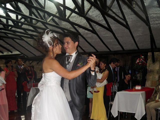 El matrimonio de Fredy y Johana en Cota, Cundinamarca 64