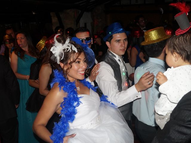 El matrimonio de Fredy y Johana en Cota, Cundinamarca 72