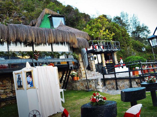 El matrimonio de Fredy y Johana en Cota, Cundinamarca 87
