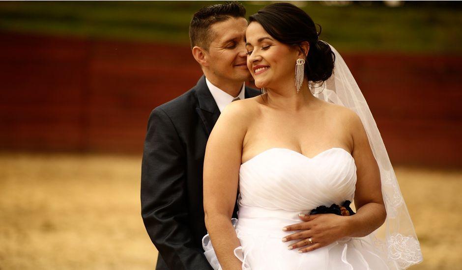 El matrimonio de Javier y Sandra en Funza, Cundinamarca