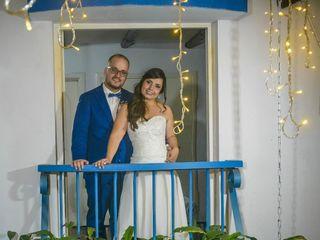 El matrimonio de María Fernanda  y Daniel  1