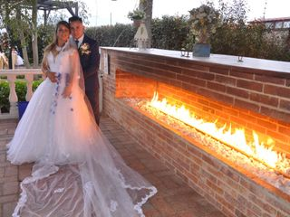 El matrimonio de Miguel y Karen 1