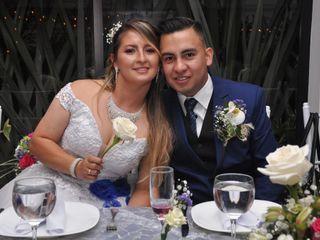 El matrimonio de Miguel y Karen