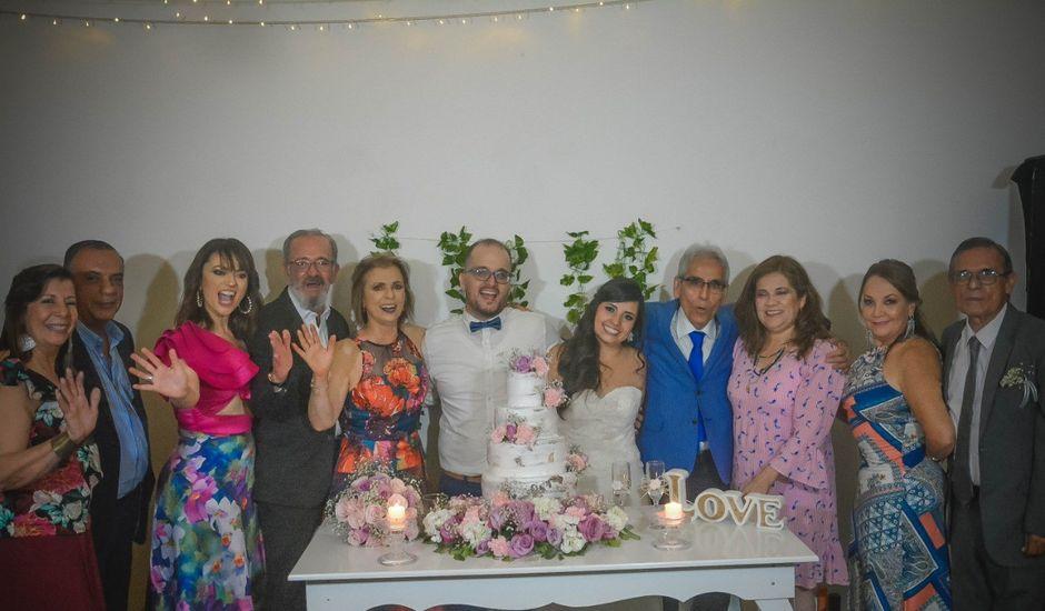 El matrimonio de Daniel  y María Fernanda  en Cali, Valle del Cauca