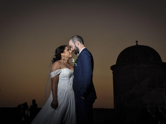 El matrimonio de Lilia y Alex