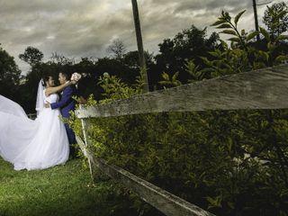 El matrimonio de Sahoury y Alejandro 1