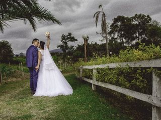 El matrimonio de Sahoury y Alejandro 3