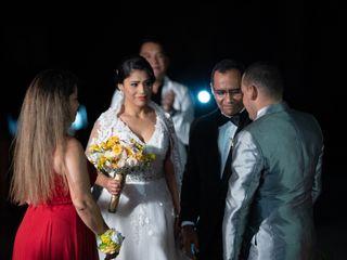 El matrimonio de Stefane  y Jacobo  2
