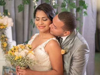 El matrimonio de Stefane  y Jacobo