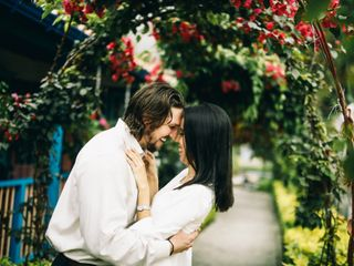 El matrimonio de Carolina y Seth 3