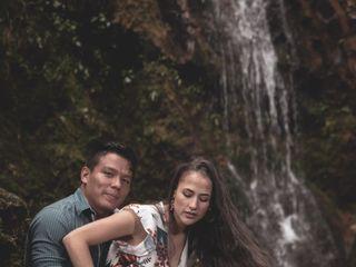 El matrimonio de Estefania  y Felipe 2