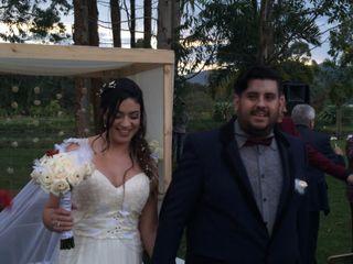 El matrimonio de Carolina y Julian