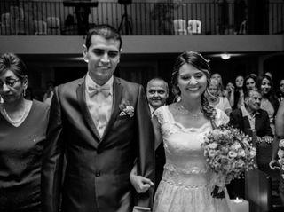 El matrimonio de Ana María y Juan Camilo