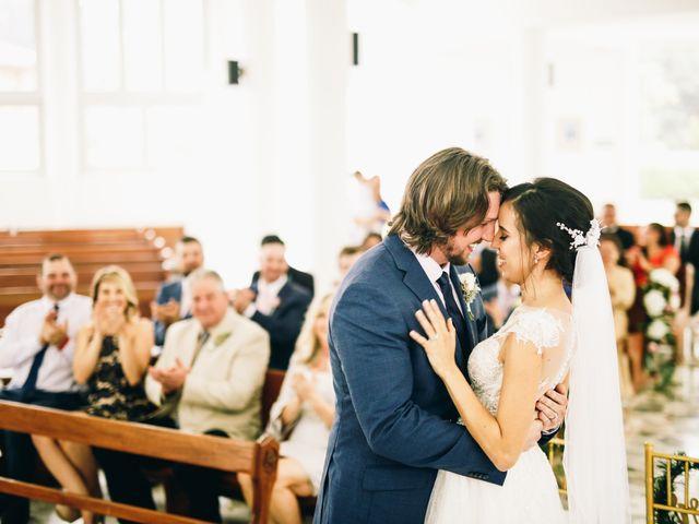 El matrimonio de Carolina y Seth