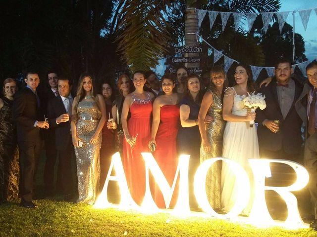 El matrimonio de Julian y Carolina en Rionegro, Antioquia 1