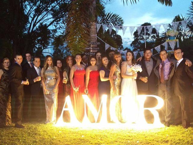 El matrimonio de Julian y Carolina en Rionegro, Antioquia 2