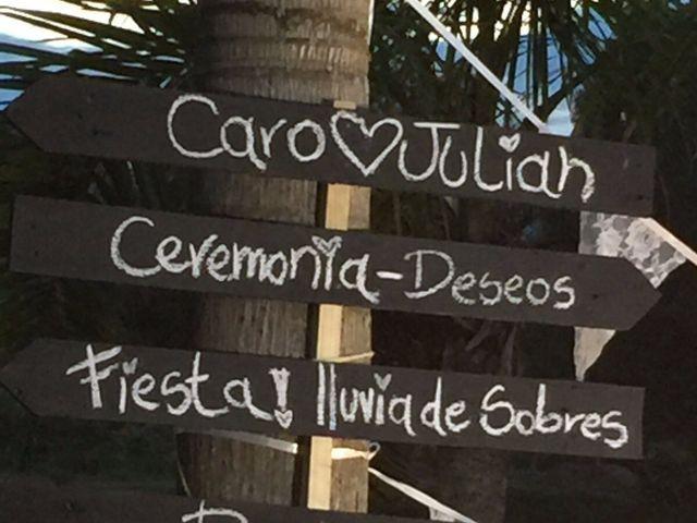 El matrimonio de Julian y Carolina en Rionegro, Antioquia 18