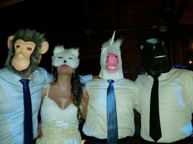 El matrimonio de Julian y Carolina en Rionegro, Antioquia 20