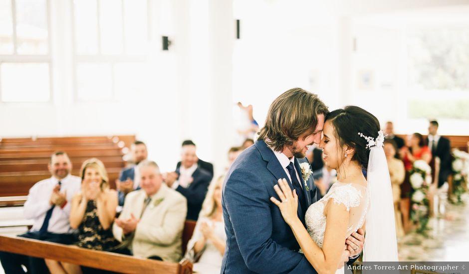 El matrimonio de Seth y Carolina en Cúcuta, Norte de Santander