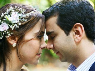 El matrimonio de Ana Maria y Mateo
