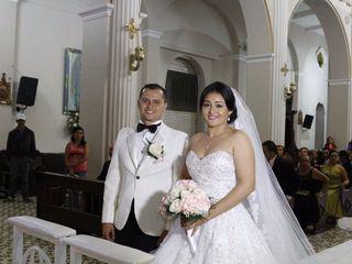 El matrimonio de Aydee y José Luis 3