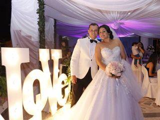 El matrimonio de Aydee y José Luis