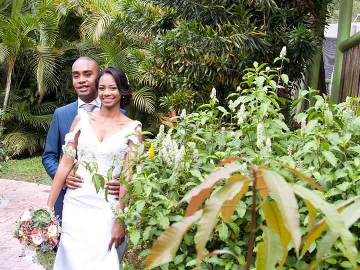 El matrimonio de Danna y José David