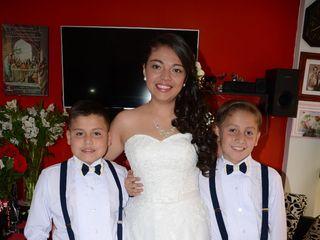 El matrimonio de Alejandra y Harold 1