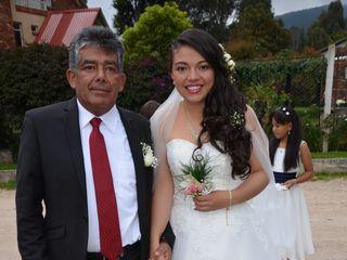 El matrimonio de Alejandra y Harold 2