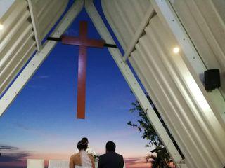 El matrimonio de Carlos y Eliana 1
