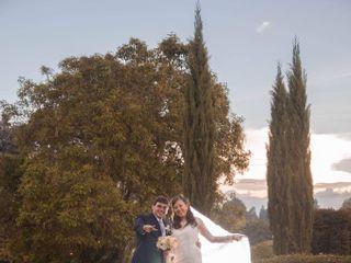 El matrimonio de Diana  y LuisFe 1