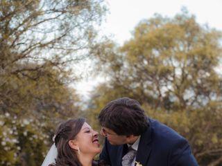El matrimonio de Diana  y LuisFe 2