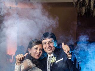 El matrimonio de Diana  y LuisFe 3