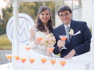 El matrimonio de Diana  y LuisFe