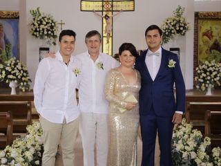El matrimonio de Daniela y Julian 1