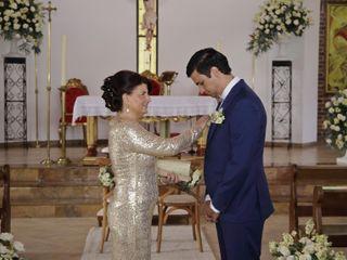 El matrimonio de Daniela y Julian 2