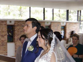 El matrimonio de Daniela y Julian 3