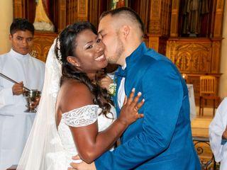 El matrimonio de Camilo y Marcela