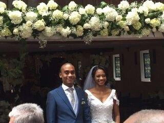 El matrimonio de Danna y José David 3