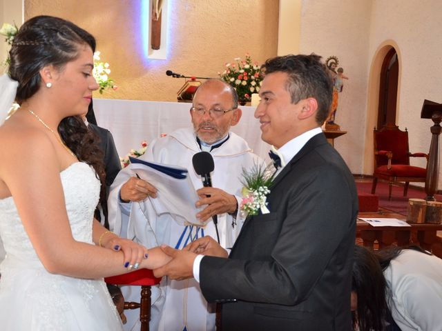 El matrimonio de Harold y Alejandra en Bogotá, Bogotá DC 1
