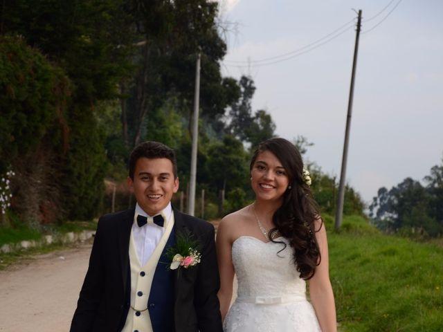 El matrimonio de Harold y Alejandra en Bogotá, Bogotá DC 15