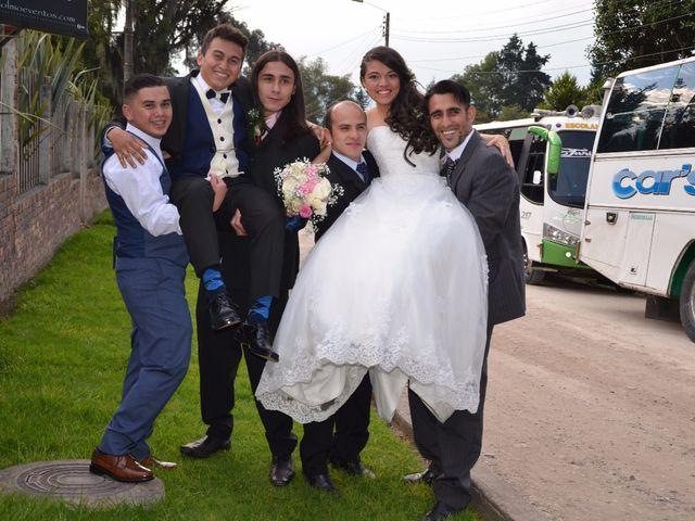El matrimonio de Harold y Alejandra en Bogotá, Bogotá DC 16
