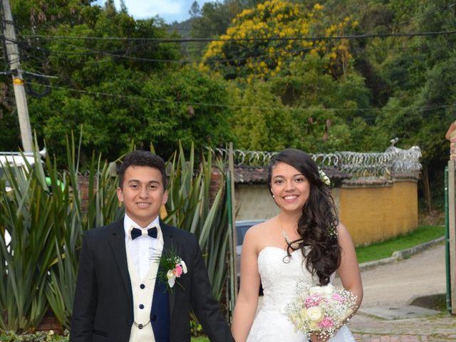 El matrimonio de Harold y Alejandra en Bogotá, Bogotá DC 17