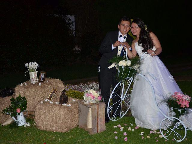 El matrimonio de Alejandra y Harold