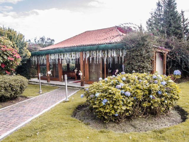 El matrimonio de LuisFe y Diana  en Cota, Cundinamarca 1