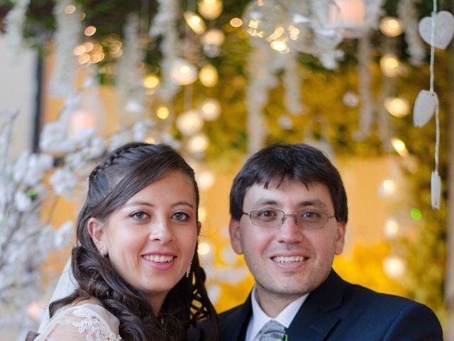 El matrimonio de LuisFe y Diana  en Cota, Cundinamarca 9