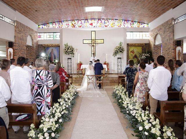 El matrimonio de Julian y Daniela en Ibagué, Tolima 6