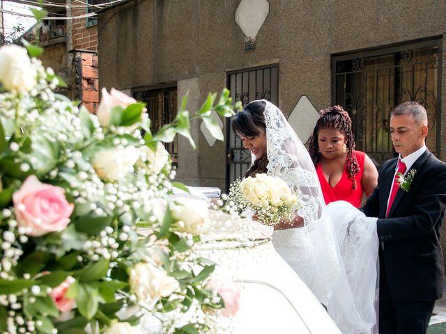El matrimonio de Marcela y Camilo en Medellín, Antioquia 1